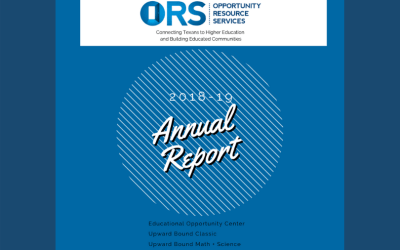 ORS Releases Its 2018-2019 Annual Report