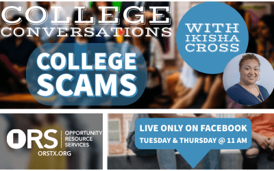 College Conversations – College Scams Part 3