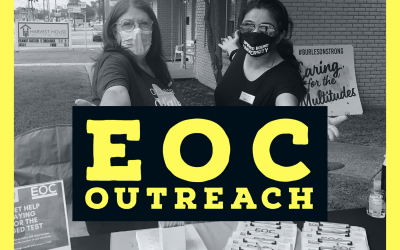 EOC Outreach: Harvest House Burleson