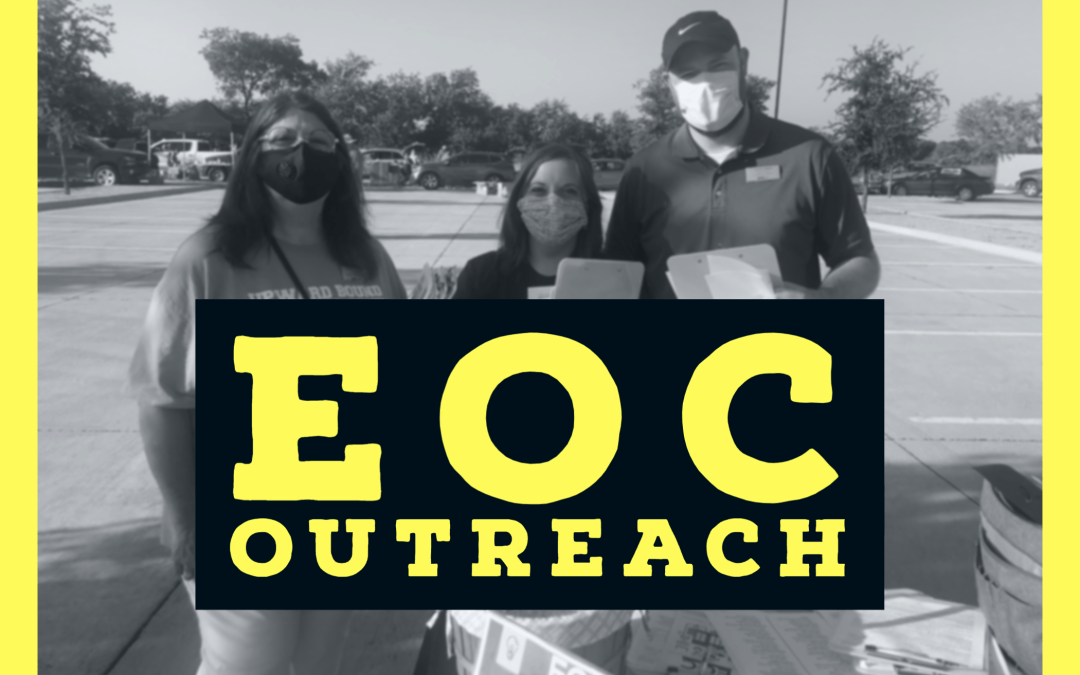 EOC Outreach: Railroaders Home Plate Project