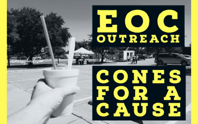 EOC Outreach: Cones For A Cause
