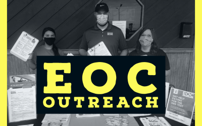 EOC Outreach: Westaid Food Bank
