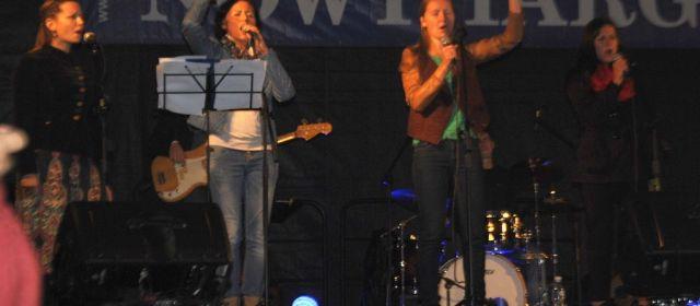 Koncert uwielbienia na Podhalańskim Festiwalu Młodzieży w Nowym Targu IX 2015 – fotorelacja