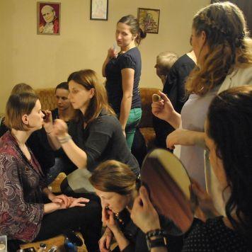 Warsztaty makijażu I 2016