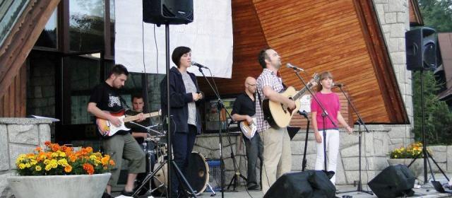 Spontaniczny Koncert w Zakopanem