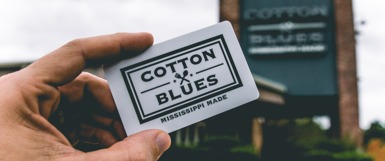 Cotton Blues Gift Card