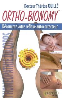 "Livre ""Ortho-Bionomy ®, l'homéopathie du corps"""
