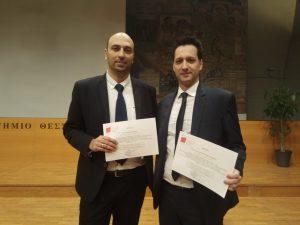 Απονομή Βραβείου Αριστείας στην Έρευνα 2 Μιχαήλ Θεόδωρος Ορθοπαιδικός Εύοσμος
