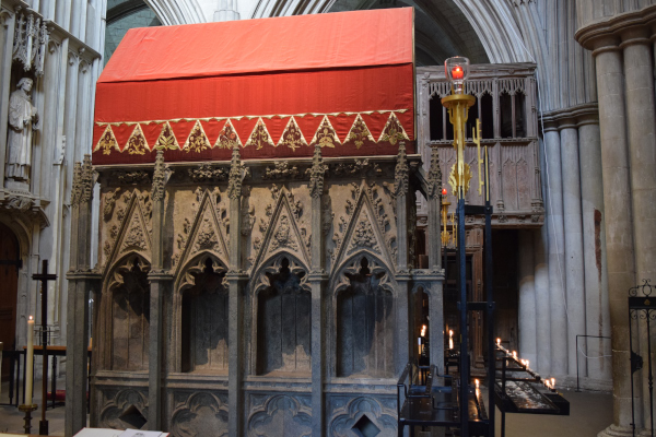 Diocesan Pilgrimage to St Albans on Saturday 11th May