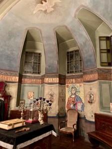 Bishop Irenei Makes First Archpastoral Visit to Florence Parish | Епископ Ричмондский и Западно-Европейский Ириней совершил свой первый архипастырский визит в приход Рождества Христова во Флоренции