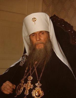 Metropolitan Philaret (Voznesensky)