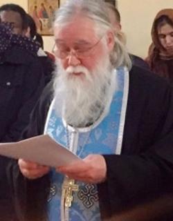 Priest Antony Bardsley