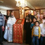 An interview with Bishop Irenei about his Bright Week visits in the east of England