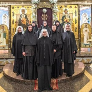 St Elizabeth Convent Monastic Choir to Perform in Kingston on 3rd October