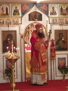The Feast of St Nicholas is Celebrated in Basel, Switzerland | Состоялся первый архипастырский визит епископа Иринея в Свято-Никольский приход в Базеле.
