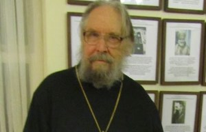 Archpriest Thomas Hardy Departs to the Lord