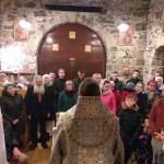 The Entry of Christ is marked in Stradbally, Ireland, by the first pastoral visit of Bishop Irenei | В праздник Сретения Господня в Страдбалли, Ирландия, состоялся первый Архипастырский визит епископа Иринея