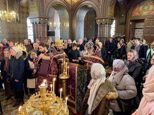 Неделя Торжества Православия в Женеве | The Triumph of Orthodoxy is Celebrated in Geneva | Le Triomphe de l'orthodoxie est célébré à Genève