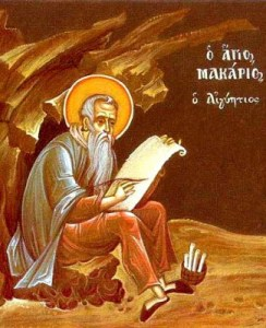 More Spiritual Reading for Lent: Sayings of Abba Macarius the Great