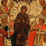 Friday Evening of the Fifth Week of Great Lent - The Akathist Hymn to the Theotokos: Materials for Prayer at Home in Cases Where Church Attendance is Not Possible Due to the Coronavirus | Пятница пятой недели Великого поста – Акафист пресвятой Богородицы: тексты в случае, когда посещение храма невозможно из-за коронавируса