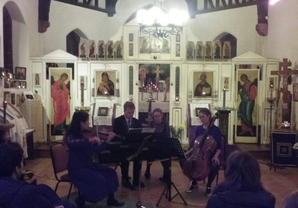 A Concert in Aid of the Fund for Assistance's Work in Haiti is Held at St Elisabeth Parish in Wallasey