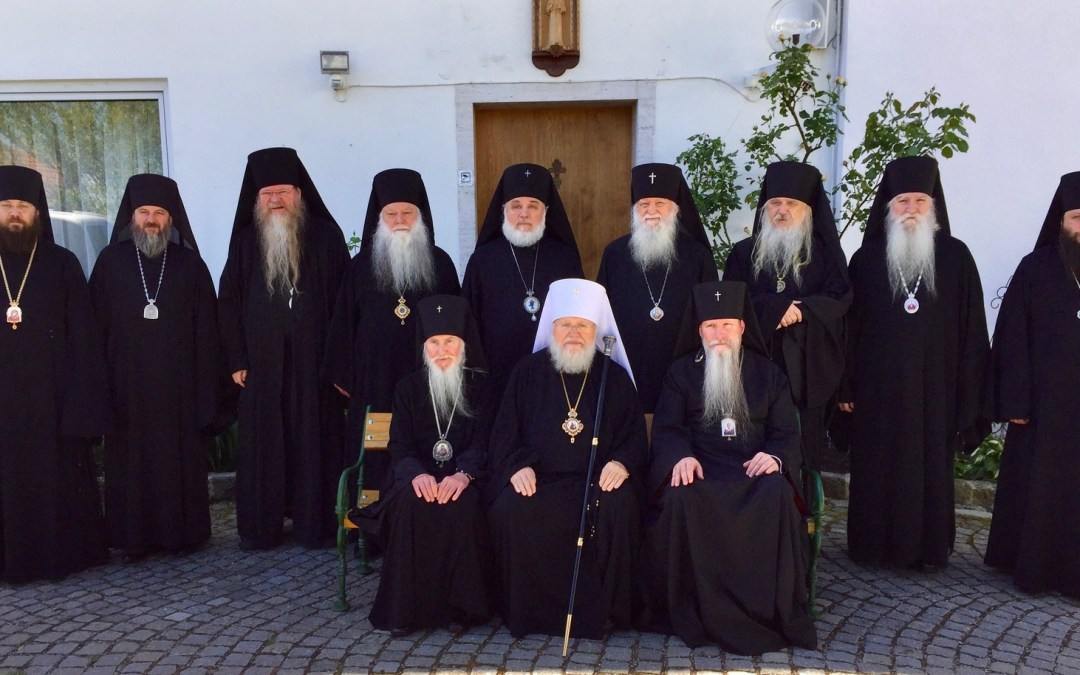 Statement of the Synod of Bishops on the Severance of Communion with the Church of Constantinople | Заявление Архиерейского Синода Русской Православной Церкви Заграницей
