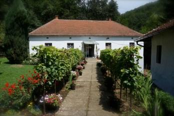 Dom pielgrzyma monasteru Święty Roman w Serbii