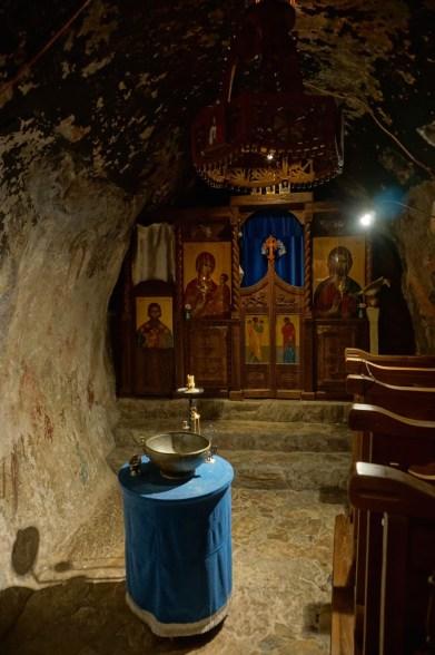Monaster Dajbabe koło Podgoricy w Czarnogórze