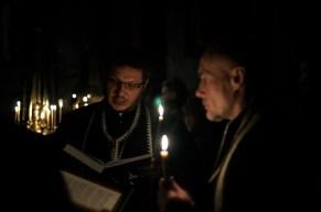 Troparion Kanonu św. Andrzeja z Krety czyta ks. Jerzy Łukaszewicz