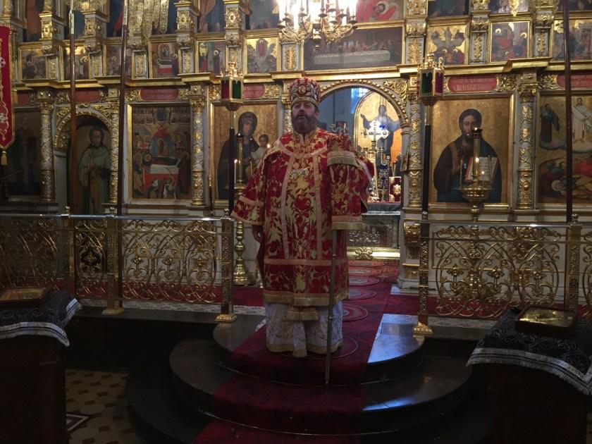 Kazanie na niedzielę Triumfu Ortodoksji wygłosił władyka Abel