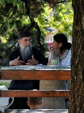 Agapa to dobra okazja do rozmowy z ojcem duchowym