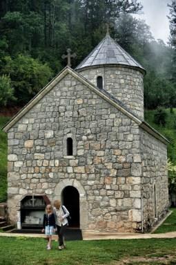 Monasterska cerkiew Archanioła Michała