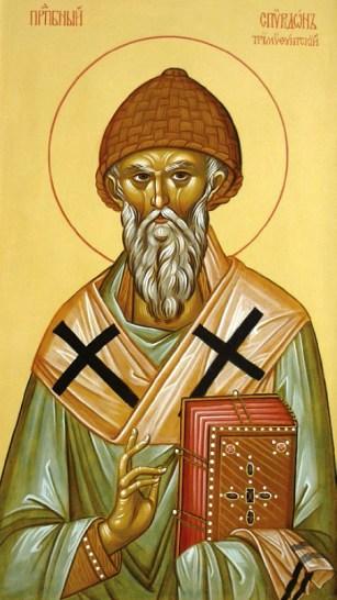 Ikona św. Spirydona
