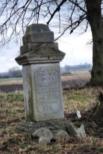 Stary cmentarz prawosławny w Podhorcach