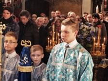 Boska Liturgia święta Lubelskiej Ikony Matki Bożej
