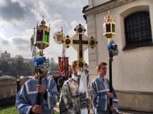 Uroczysta procesja w święto Lubelskiej Ikony Matki Bożej