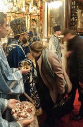 Wieczernia święta Lubelskiej Ikony Matki Bożej
