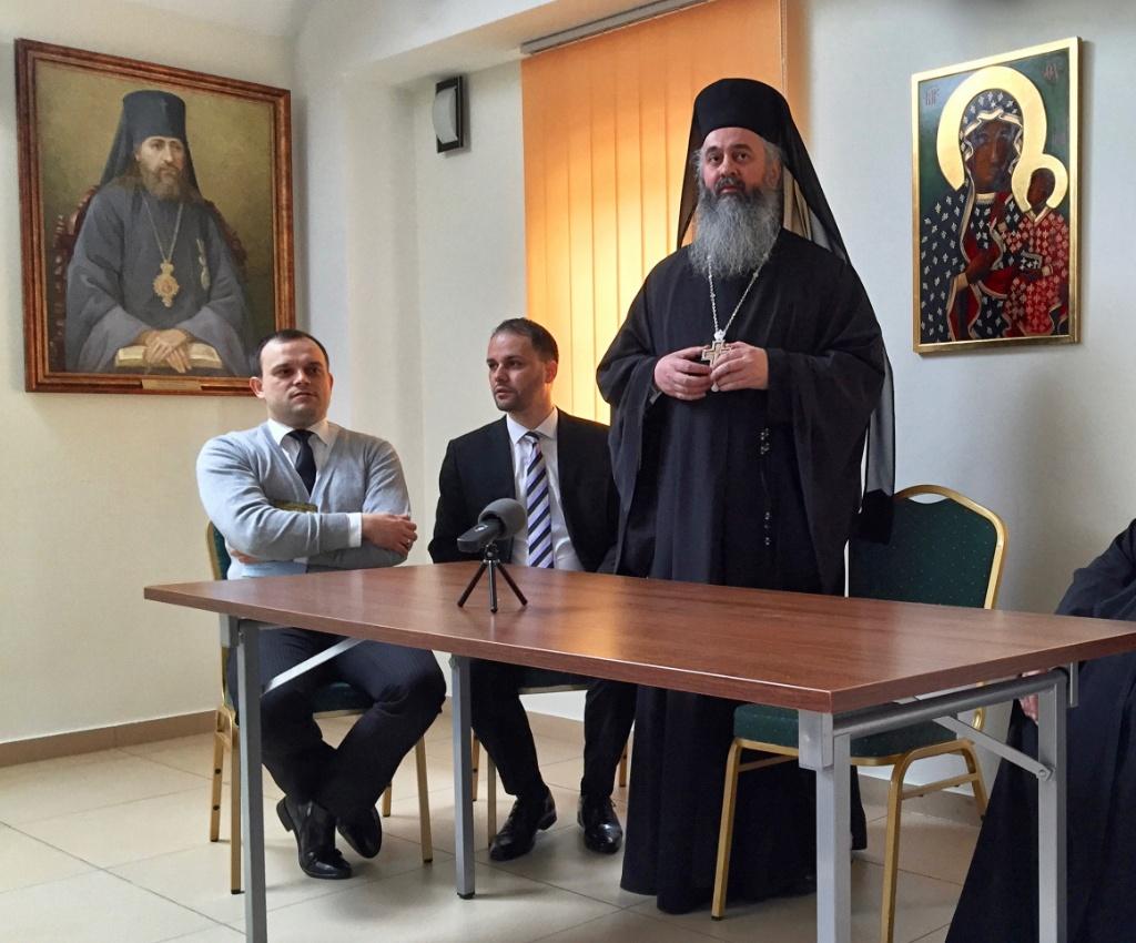 Mówi Archimandryta Dumitru Cobzaru