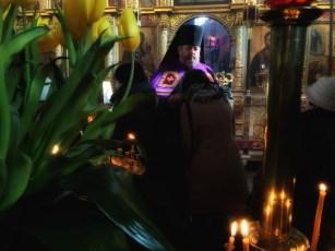 JE Arcybiskup Abel - Wieczernia Niedzieli Przebaczenia Win