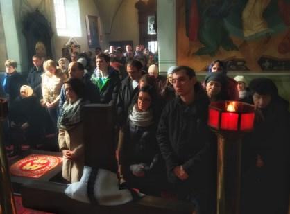 Wieczernia Niedzieli Przebaczenia Win w lubelskiej katedrze
