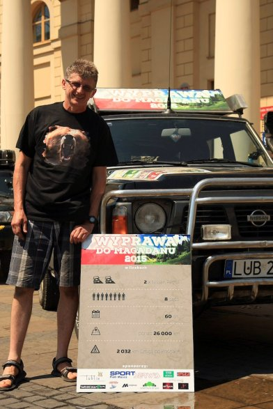 Podsumowanie wyprawy samochodowej Lublin - Magadan