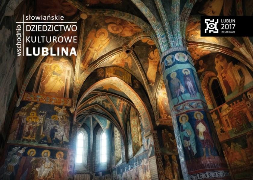 """Pocztówka festiwalu """"Wschodniosłowiańskie Dziedzictwo Kulturowe Lublina"""""""