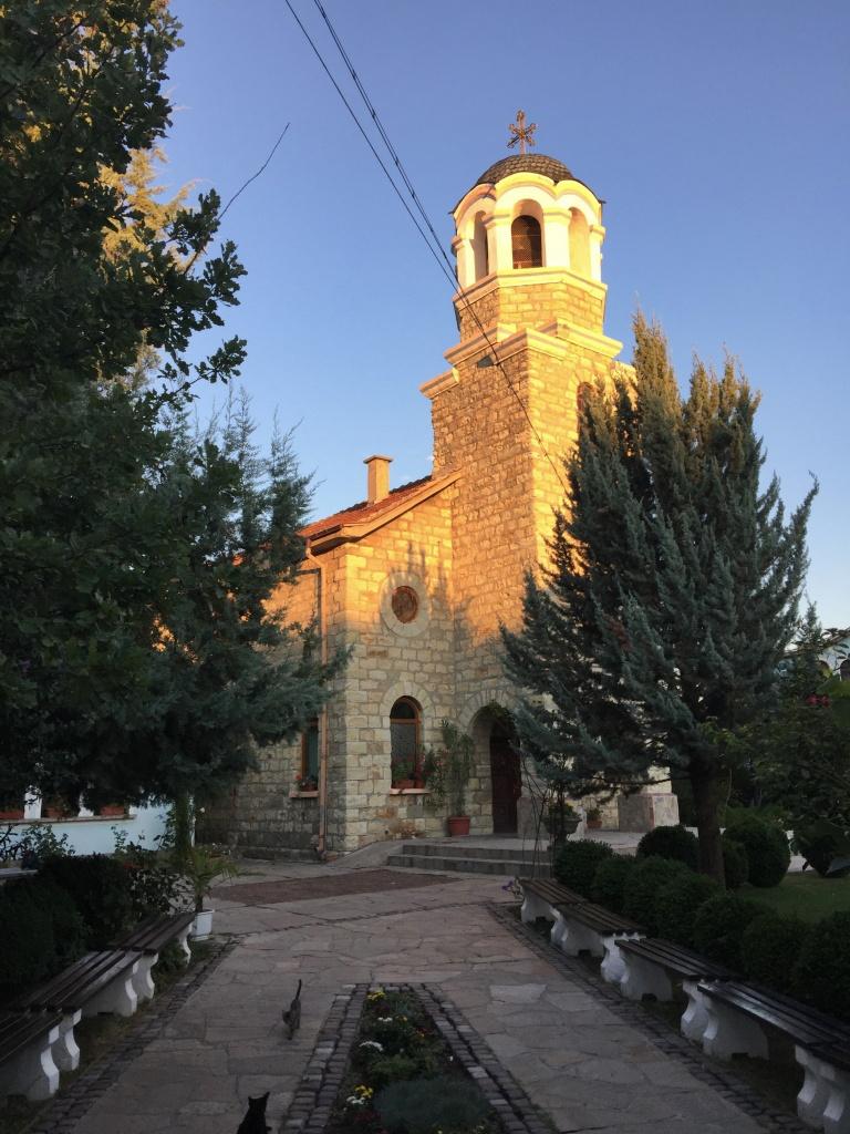 Monasterska cerkiew pw. Zaśnięcia Bogurodzicy