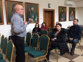Spotkanie z Aleksandrem Czopem - psychoterapeutą