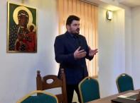 Wykład dr-a Marcina Abijskiego