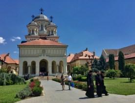 Katedra koronacyjna pw. Świętej Trójcy w Alba Iulia