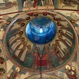 Rozpis monasterskiej cerkwi pw. św. św. Piotra i Pawła w Ramet