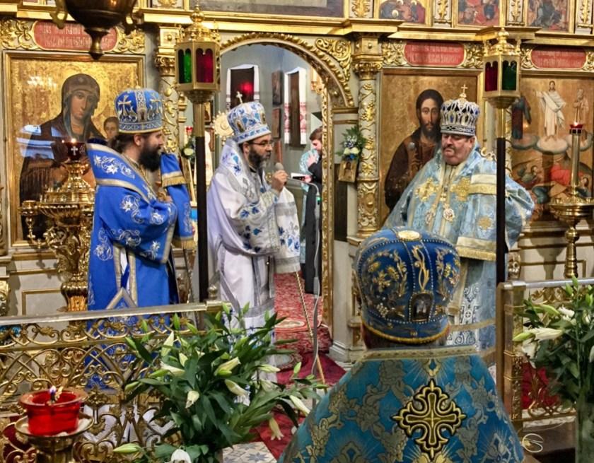 Mowa Władyki Jakuba na święto Lubelskiej Ikony Bogurodzicy
