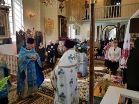 Święto parafialne w Bończy 5