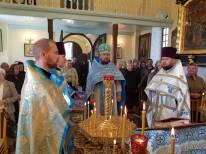 Święto parafialne w Bończy 6